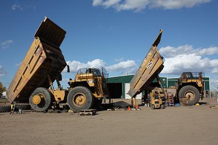 Gladiator Equipment Inc Surface Mining Underground