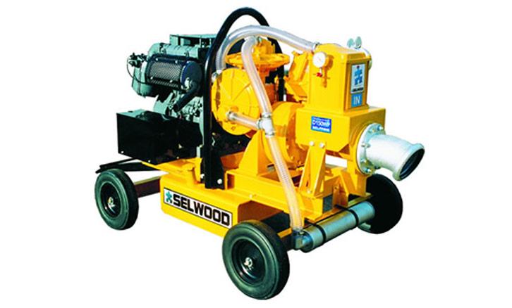 Selwood Pumps | Gladiator Equipment